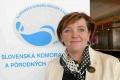 Slovenskú komoru sestier a pôrodných asistentiek opäť povedie Lazorová