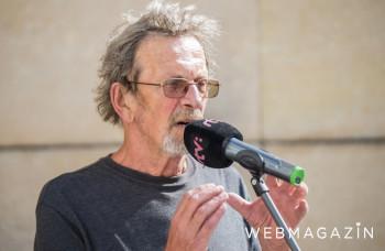 Vo veku 78 rokov zomrel moderátor a publicista Michal Tvarožek.