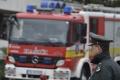 V Trnave zasahujú hasiči pri požiari lakovne