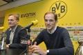 Borussia Dortmund ukončila spoluprácu s trénerom Tuchelom