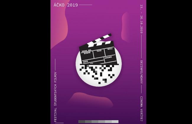 ÁČKO 2019 - FESTIVAL ŠTUDENTSKÝCH FILMOV