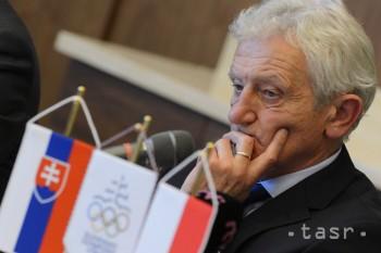 Potrebujeme silnú športovú diplomaciu, zdôraznil šéf SOV Chmelár | Aktuálne