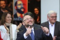 Schulz tvrdí, že hrá iba malú úlohu v náraste podpory svojej strany
