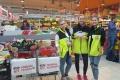 Študenti FZ KU pomáhali pri potravinovej zbierke