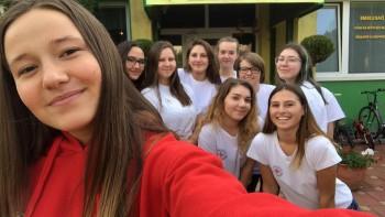Projekt Dorotka a jej priatelia na SZŠ - EK Nové Zámky
