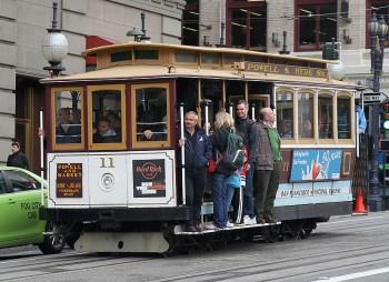 Pouličné lanovky v San Franciscu vozia cestujúcich už takmer 144 rokov