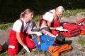 Deti sa budú počas tábora učiť od profesionálov, ako podať prvú pomoc