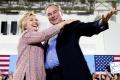 Demokratka H. Clintonová chce kandidovať so senátorom T. Kainom