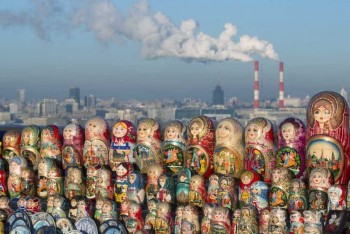 Deti zo stanice Moskva