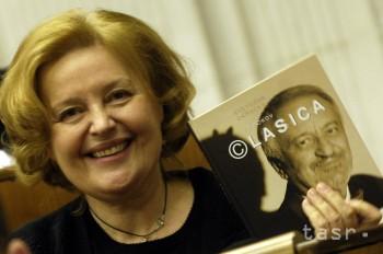 Šarmantná herečka a politička Magda Vášáryová má narodeniny