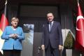 Merkelová na návšteve Turecka: Vzťah medzi krajinami bude pokračovať