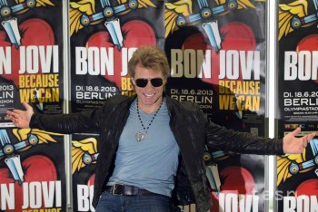 Skupina Bon Jovi vydáva dnes nový album What About Now