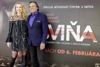 Premiéra slovenského filmu Sviňa