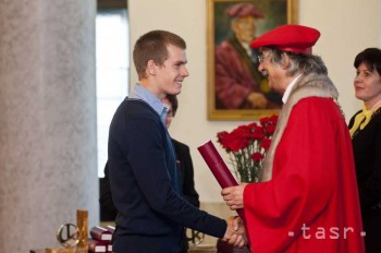 Univerzita Komenského ocenila úspešných študentov a pedagógov