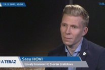 HOVIMU ukončil kariéru v Slovane Pálffy: Vedel som, že musím odísť