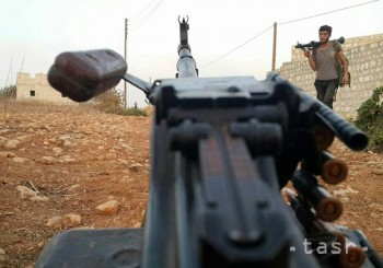 Spojené arabské emiráty vyjadrili pripravenosť vyslať do Sýrie vojakov