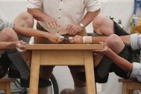 Majstrovstvá v preťahovaní sa prstami