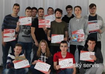 Študenti Via Humana nesklamali, sú opäť medzi najlepšími na Slovensku
