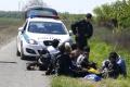 Slovenská polícia zadržala na rakúskej hranici migrantov