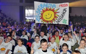 Nadnárodný charitatívny koncert Integrácia 2017