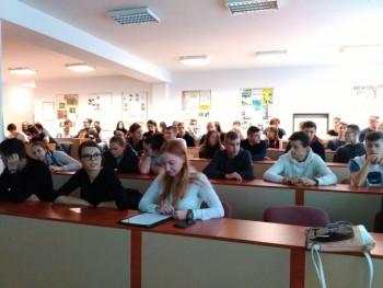 Projektové dni v  SPŠS v Žiline