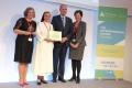 Európske ocenenie Škola podnikania získalo Gymnázium sv. T. Akvinského