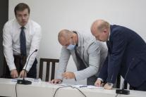 Najvyšší súd SR rozhoduje o väzobnom stíhaní Norbe