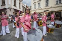 Pochod proti rakovine prsníka