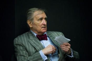 Milan Markovič, priekopník politického kabaretu, má 75 rokov