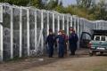 Maďarskí policajti išli pomáhať strážiť hranice do Macedónska a Srbska