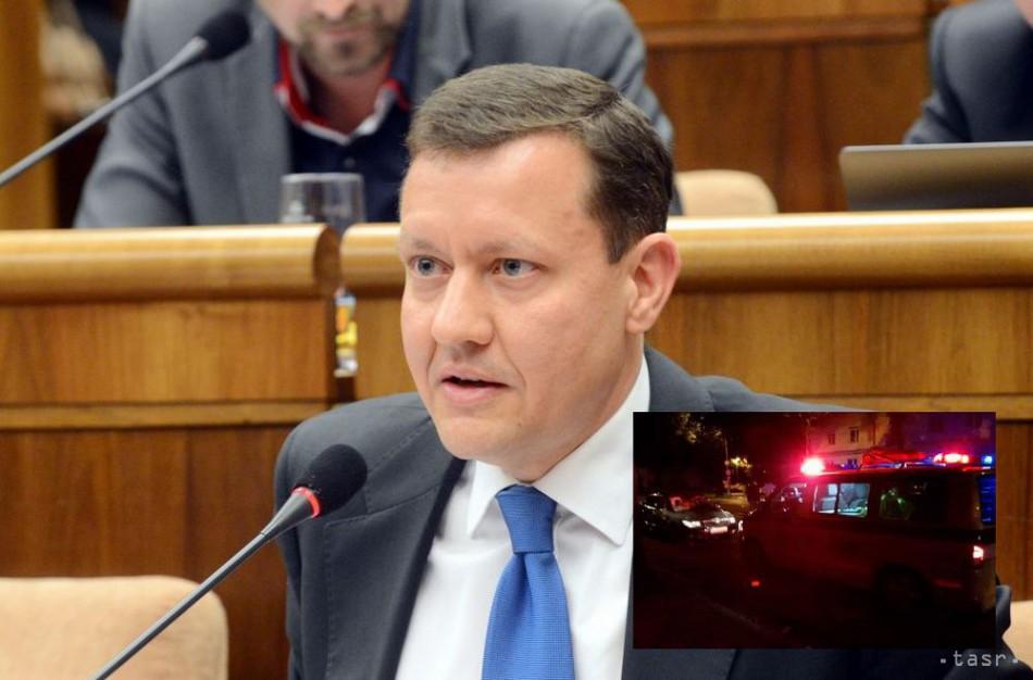 Polícia ukončila vyšetrovanie dopravnej nehody D. Lipšica