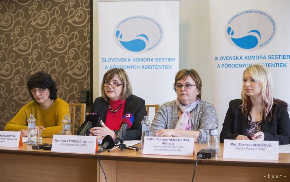 Situácia sestier v sociálnych službách je neudržateľná, tvrdí komora