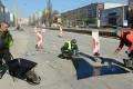Pri obci Hranovnica začali opravovať zničenú cestu