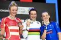 Talianka Pirroneová vyhrala cyklopreteky s hromadným štartom junioriek