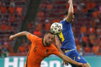 ME Holandsko - Ukrajina