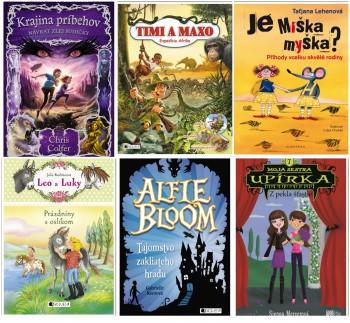 Na pulty kníhkupectiev vo februári pribudnú novinky pre deti a mládež