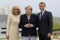 Merkelová a Macron chcú s Putinom a Erdoganom riešiť situáciu v Sýrii