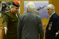 Ocenení vojnoví veteráni