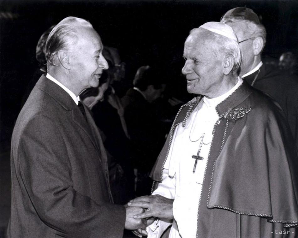 Uplynie 30 rokov od prvej návštevy pápeža Jána Pavla II.