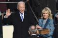 FOTO: Joe Biden sa stal 46. prezidentom Spojených štátov amerických