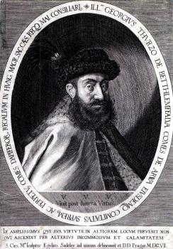 Uhorský palatín Juraj Turzo sa narodil pred 450 rokmi