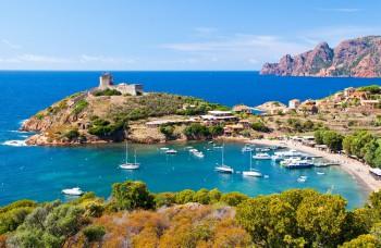 Francúzska Korzika, raj modernej dovolenky