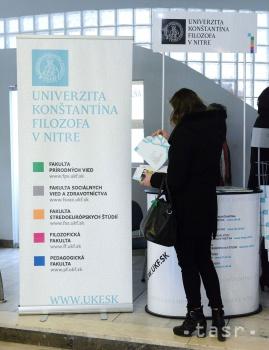 Nitra: UKF je v deviatke najlepších slovenských univerzít