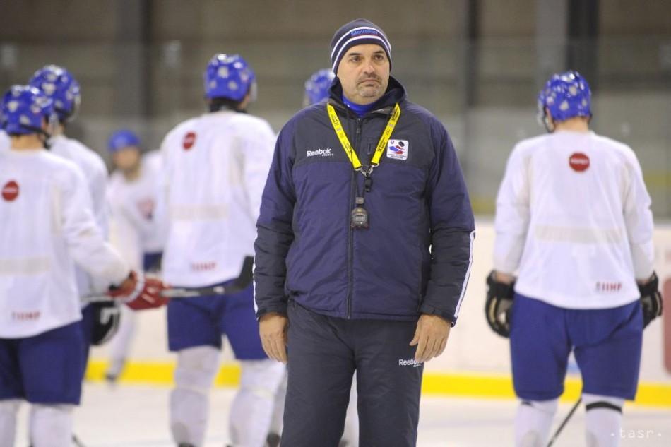 95a1222a6 Hokejová 18 finišuje prípravu na MS, Bokroš povolal 28 hráčov