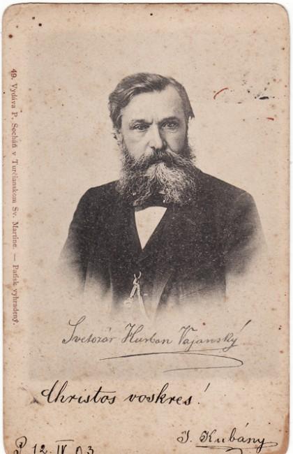 Literárny týždenník sa vracia ku skončenému Roku S. H. Vajanského