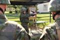 Vojakov SR preverili na cvičení Tobruq Legacy 2017 ostré streľby