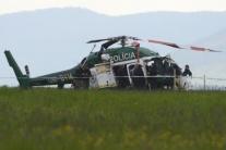 Čierne skrinky ukázali príčinu pádu vrtuľníka v Prešove