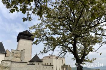 Trenčiansky hrad opäť sprístupnili verejnosti
