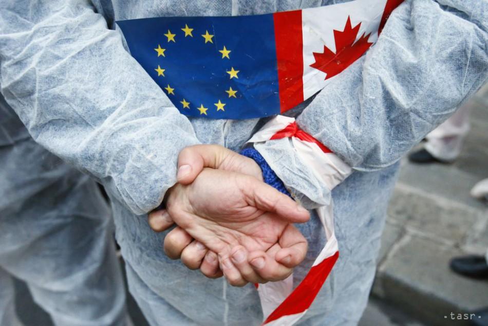 Stredajšie rokovania o CETA boli v Belgicku bezvýsledné