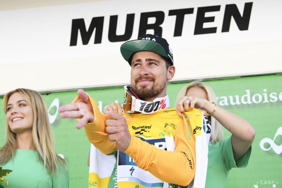 Sagan žltý